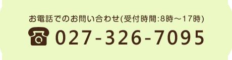 TEL:027-326-7095